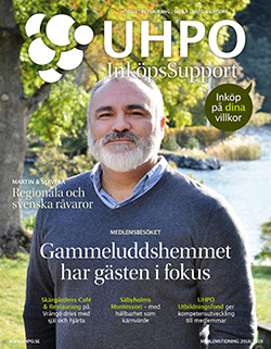 UHPO medlemstidning 2018/19